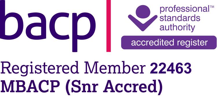 BACP Logo - Snr Accred 22463 thumbnail size
